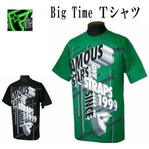 Famous Stars & Straps フェイマススターズ&ストラップス メンズ半袖Tシャツ カットソー Big Time (13時までの注文は当日発送 土日祝日を除く)|america-direct
