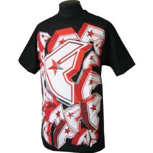 Famous Stars & Straps フェイマススターズ&ストラップス メンズ半袖Tシャツ カットソー Bricks ブラック (13時までの注文は当日発送 土日祝日は除く)|america-direct