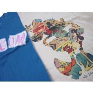 ディズニーヴィンテージTシャツが必ず入る有名人気ブランドTシャツ計3枚入ったレディース福袋 america-direct 02