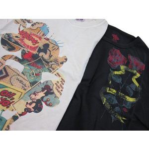 ディズニーヴィンテージTシャツが必ず入る有名人気ブランドTシャツ計3枚入ったレディース福袋 america-direct 03