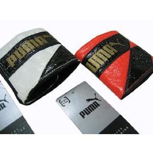 プーマ PUMA レディース 合皮リストバンド Antitaste Wristband (13時までの注文は当日発送 土日祝日は除く)|america-direct