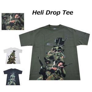 リーコン RECON メンズ半袖Tシャツ カットソー 半袖Tシャツ Heli Drop (13時までの注文は当日発送 土日祝日は除く)|america-direct
