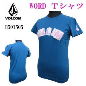 VOLCOM GIRLS (ボルコムガールズ) レディース半袖カットソー Tシャツ WORD VINTAGE パッチ TEE (13時までの注文は当日発送 土日祝日は除く)|america-direct