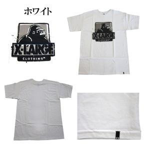 エクストララージ X-LARGE メンズ半袖Tシャツ カットソー STENCIL (13時までの注文は当日発送 土日祝日は除く)|america-direct|03