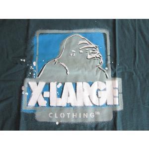 エクストララージ X-LARGE メンズ半袖Tシャツ カットソー STENCIL (13時までの注文は当日発送 土日祝日は除く)|america-direct|06