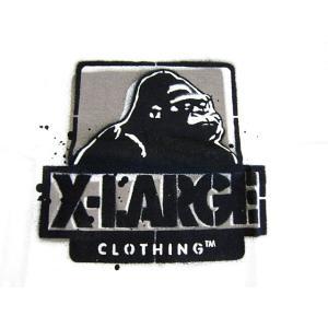 エクストララージ X-LARGE メンズ半袖Tシャツ カットソー STENCIL (13時までの注文は当日発送 土日祝日は除く)|america-direct|10