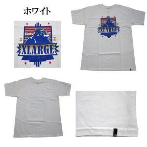 エクストララージ X-LARGE メンズ半袖Tシャツ カットソー SANTA FE OG (13時までの注文は当日発送 土日祝日は除く)|america-direct|02