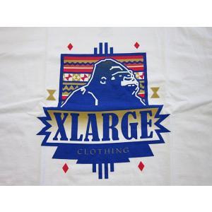 エクストララージ X-LARGE メンズ半袖Tシャツ カットソー SANTA FE OG (13時までの注文は当日発送 土日祝日は除く)|america-direct|05