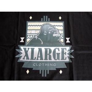 エクストララージ X-LARGE メンズ半袖Tシャツ カットソー SANTA FE OG (13時までの注文は当日発送 土日祝日は除く)|america-direct|09