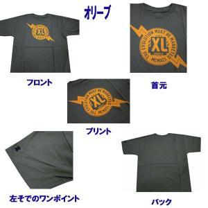 エクストララージ X-LARGE メンズ半袖Tシャツ カットソー POWER SOURCE (13時までの注文は当日発送 土日祝日は除く)|america-direct|03