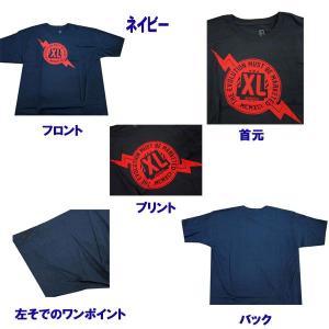 エクストララージ X-LARGE メンズ半袖Tシャツ カットソー POWER SOURCE (13時までの注文は当日発送 土日祝日は除く)|america-direct|04