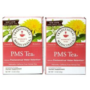 PMSティー 2個パック Traditional Medicinals