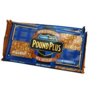 ベルギーの小さな町で作られている最高級のチョコレートから作られたパウンドプラス。 ずっしりと重い1ポ...