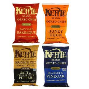 ケトルブランド ポテトチップス 選べる 4種類セット