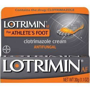 Lotrimin ロトリミン AF (アスリート フット クリーム) 24g アメリカ製
