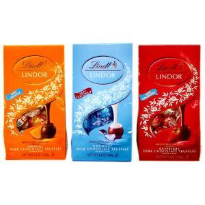 Lindt リンツ リンドールトリュフ チョコレート 3セット(D)