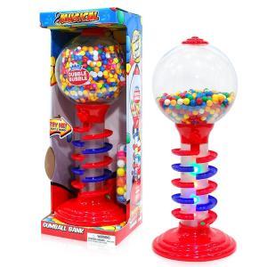 Dubble Bubble ダブルバブル ガムボールマシーン ライト&サウンド 21インチ