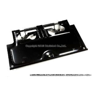 【US仕様リアナンバープレートブラケット】ジープ YJラングラー 1987-1995年モデル|american-suv