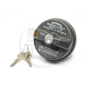 【キー付き給油口キャップ】ジープ WJ/WGグランドチェロキー 1999年モデル|american-suv