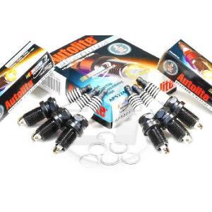 【プラチナスパークプラグ/点火プラグ6本セット】ダッジ DS/DJラム ピックアップ 2009-2010年モデル 3.7Lエンジン|american-suv