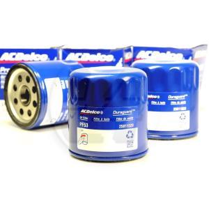 ACデルコ PF53【エンジンオイルフィルター3個セット】クライスラー RTグランドボイジャー 2008-2010年モデル 3.8Lエンジン|american-suv