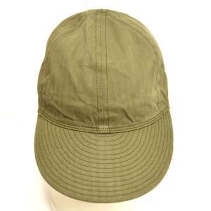 バズリクソンズ BUZZ RICKSONS BR02536 メカニックキャップ TYPE A-3 CAP MECHANICS 帽子|americanbass