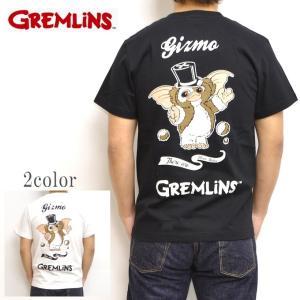グレムリン GREMLINS FGR-02 半袖Tシャツ ハットギズモ メンズ