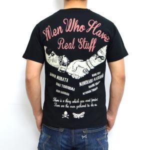 クローズ×ワースト NCR-19 半袖Tシャツ ブラック色 戸亜留市 CROWS WORST|americanbass