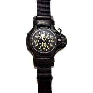 トイズマッコイ TOYS McCOY TMA1901 ウォッチ ブラック色 フィリックスザキャット U.S.NAVY WATCH 100TH アニバーサリーモデル 腕時計|americanbass