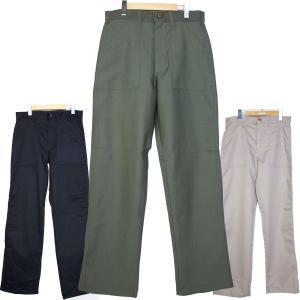 GUNG HO/ガンホーの4ポケットのパンツです。Made in USA。サイズに個体差がございます...