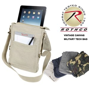 6a9dfc8c2071 ショルダーバッグ ロスコ ROTHCO VINTAGE CANVAS MILITARY TECH BAG|americanclothing ...