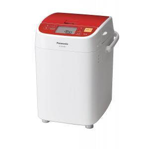 パナソニック ホームベーカリー 1斤タイプ レッド SD-BH1001-R|americanoutlets