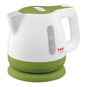 T-fal 電気ケトル 「アプレシア プラス」 コンパクトモデル グリーン 0.8L BF805373|americanoutlets