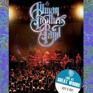 ALLMAN BROTHERS BAND / LIVE AT GREAT WOODS (2021/3/26発売)(輸入盤DVD)|americanpie