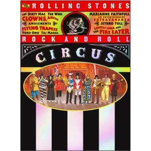 ROLLING STONES / ROCK AND ROLL CIRCUS (3PC)(2019/6/7発売)(輸入盤DVD)|americanpie
