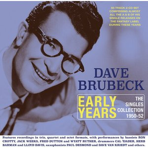 Dave Brubeck / Early Years: The Singles Collection 1950-52 (2021/8/6発売) (輸入盤CD)(デイヴ・ブルーベック) americanpie
