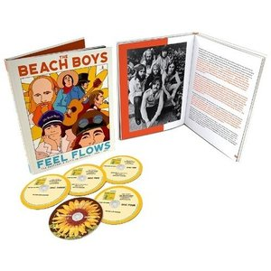 Beach Boys / Feel Flows -The Sunflower & Surf'S Up Sessions 1969-1971 [5CD Box Set] (2021/7/30発売) (輸入盤CD)(ビーチ・ボーイズ)|americanpie