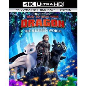 HOW TO TRAIN YOUR DRAGON: HIDDEN WORLD (アニメ輸入盤UHD) americanpie