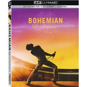 Queen / Bohemian Rhapsody (輸入盤ブルーレイ) [4K Ultra HD] (クイーン / ボヘミアン・ラプソディ)【映画】 (2019/2/12発売) americanpie