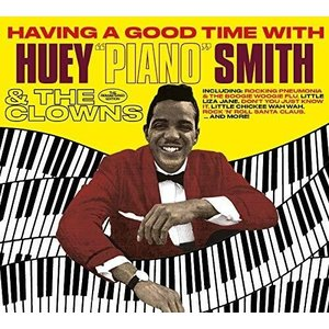 Huey Piano Smith / Having A Good Time/Twas The Night Before Xmas (輸入盤CD)(2019/3/15発売)(ヒューイ・ピアノ・スミス) americanpie