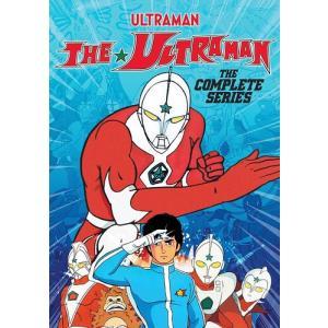 ULTRAMAN, THE - COMPLETE SERIES DVD (6PC) (BOX) (2021/9/14発売)(輸入盤DVD)|americanpie