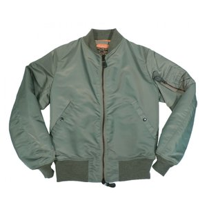 UNITED CARR by BUZZ RICKSON'S / ユナイテッドカー UC13369 WIND PROTEX TINY MA-1 フライトジャケット 148 SAGE GREEN セージグリーン 送料無料|americanrushstore