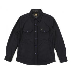 Lee / リー CPO WOOL JACKET ウール ジャケット NAVY ネイビー LT0560 送料無料|americanrushstore