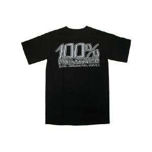 R.H.P.S / ロイヤルハワイアンプールサービス 100% POOL SKATER Tシャツ BLACK|americanrushstore