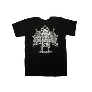R.H.P.S / ロイヤルハワイアンプールサービス SHAKA FAHKA Tシャツ BLACK/WHITE|americanrushstore