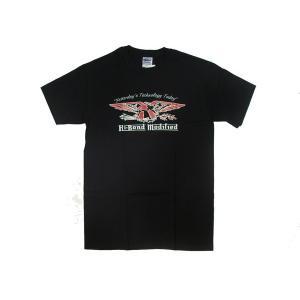 HI-BOND MODIFIED S/S T-SHIRTS BLACK Tシャツ ブラック|americanrushstore
