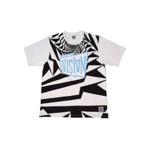 VISION STREET WEAR / ヴィジョン GATOR Tシャツ WHITE ホワイト|americanrushstore