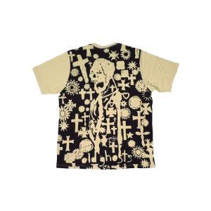 VISION STREET WEAR / ヴィジョン GHOST Tシャツ YELLOW イエロー|americanrushstore