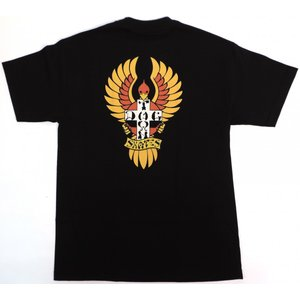 ドッグタウン ビッグフット 半袖 Tシャツ ブラック メンズ レディース 黒 DOGTOWN BIG FOOT S/S T-SHIRT BLACK|americanrushstore