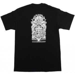 ドッグタウン スコット オスター 半袖 ポケット Tシャツ ブラック ポケT メンズ レディース 黒 DOGTOWN SCOTT OSTER S/S POCKET T-SHIRT BLACK|americanrushstore